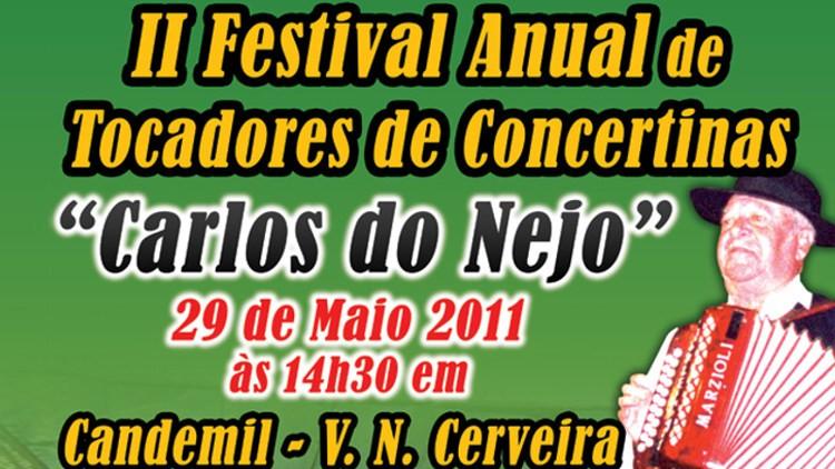 """II Festival Anual de Tocadores de Concertinas """"Carlos Nejo"""""""