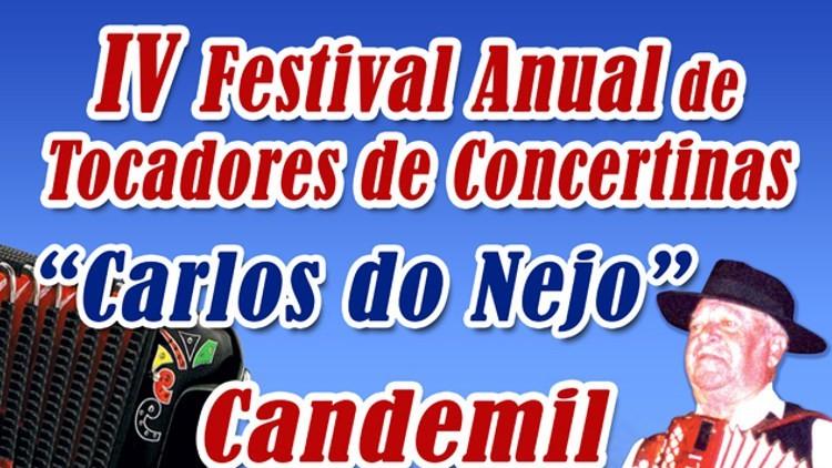 """IV Festival Anual de Tocadores de Concertinas """"Carlos Nejo"""""""