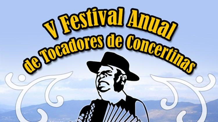 """V Festival Anual de Tocadores de Concertinas """"Carlos Nejo"""""""
