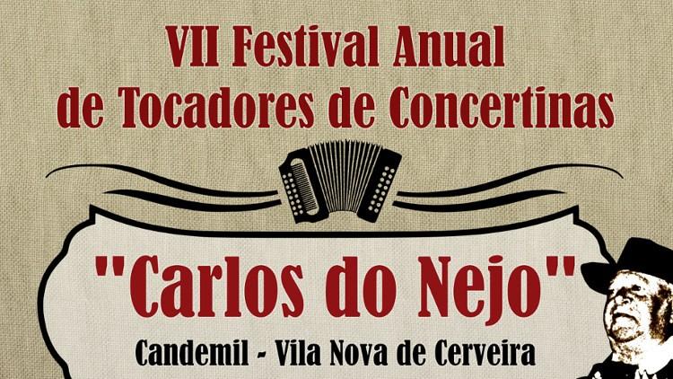 "VII Festival Anual de Tocadores de Concertinas ""Carlos Nejo"""