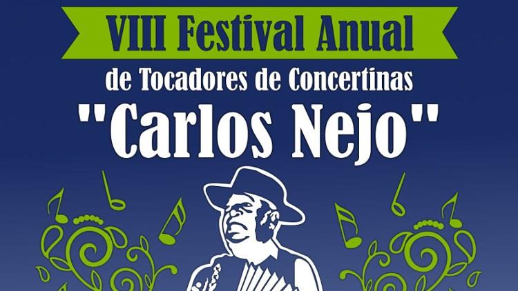 "VIII Festival Anual de Tocadores de Concertinas ""Carlos Nejo"""