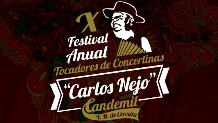 "X Festival Anual de Tocadores de Concertinas ""Carlos Nejo"""