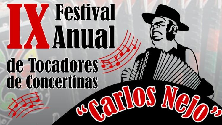 "IX Festival Anual de tocadores de Concertinas ""Carlos Nejo"""